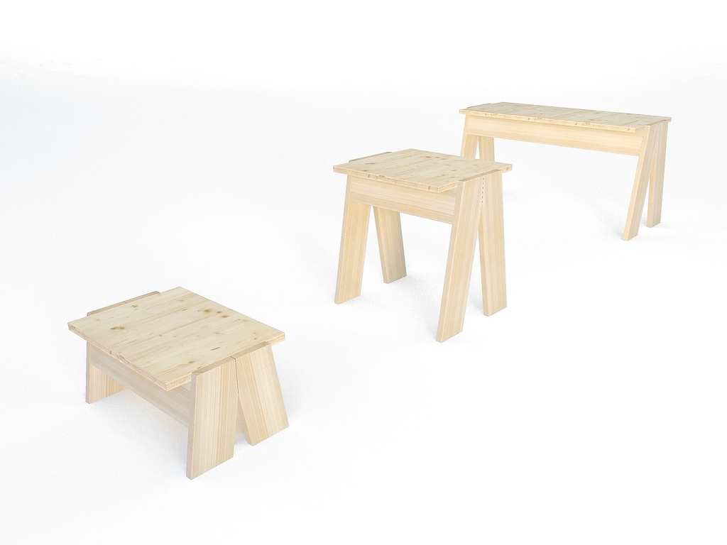 Archipel Bench